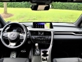 Lexus RX 350 F-Sport-Dash-Colonial-Roads