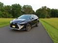 Lexus RX 350 F-Sport-Front-Driver-Colonial-Roads