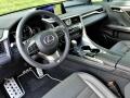 Lexus RX 350 F-Sport-Front-Int-Driver-Colonial-Roads