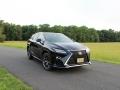Lexus RX 350 F-Sport-Front-Pass-Colonial-Roads