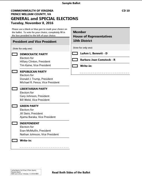 2016 massachusetts primary: here's what your democratic ballot for.