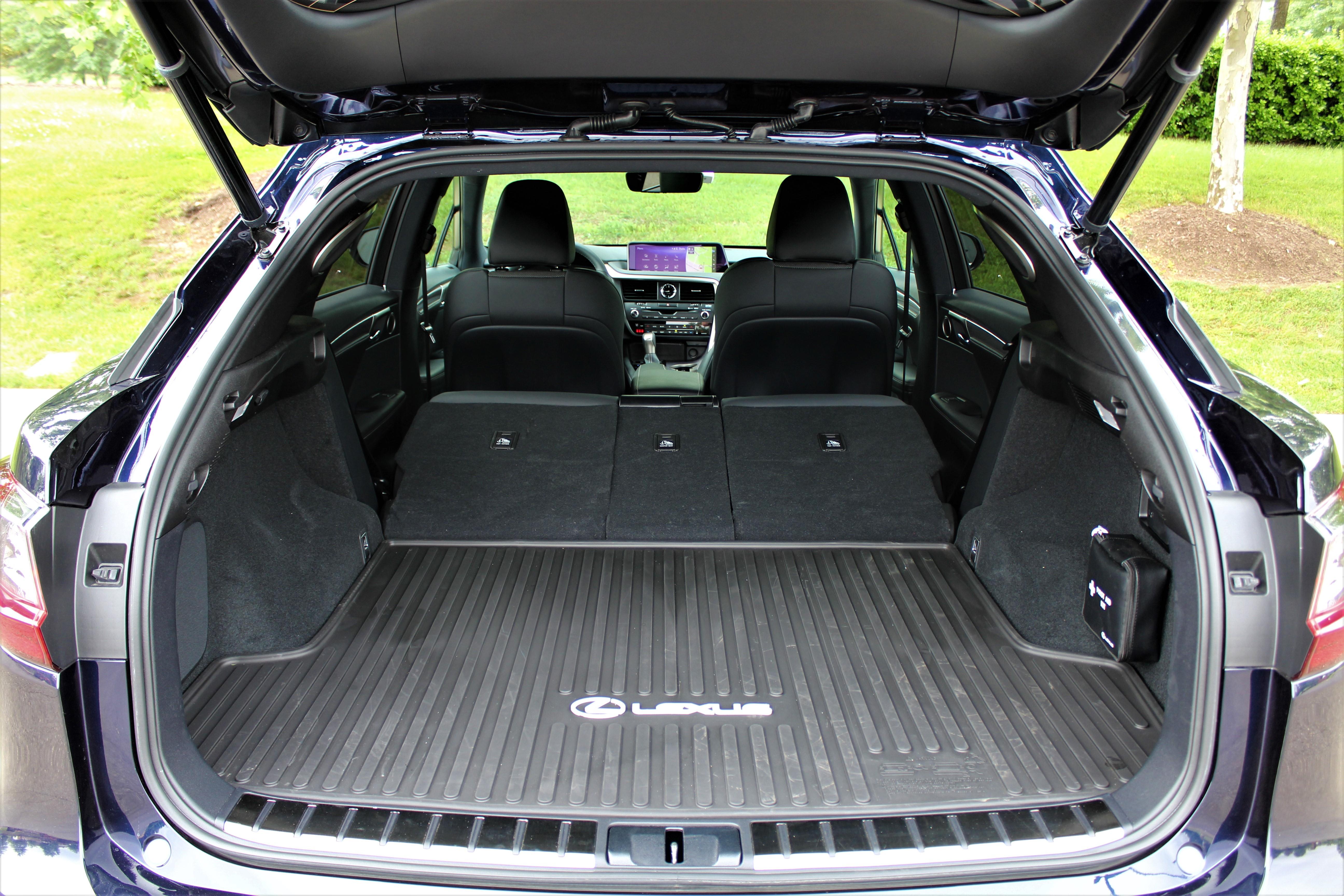 Lexus RX 350 F-Sport-Hatch-Colonial-Roads