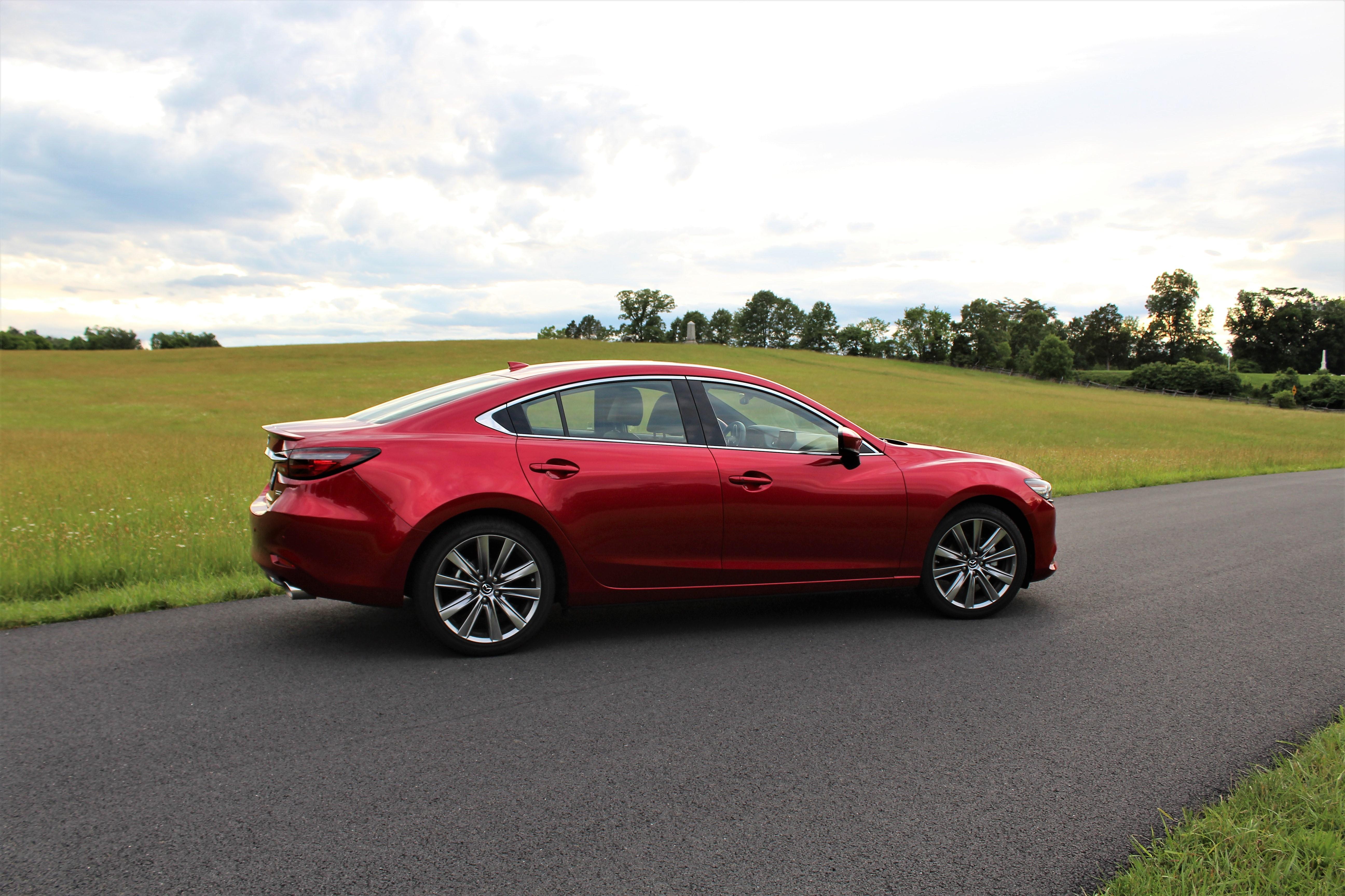 Mazda-6-Profile-Colonial-Roads