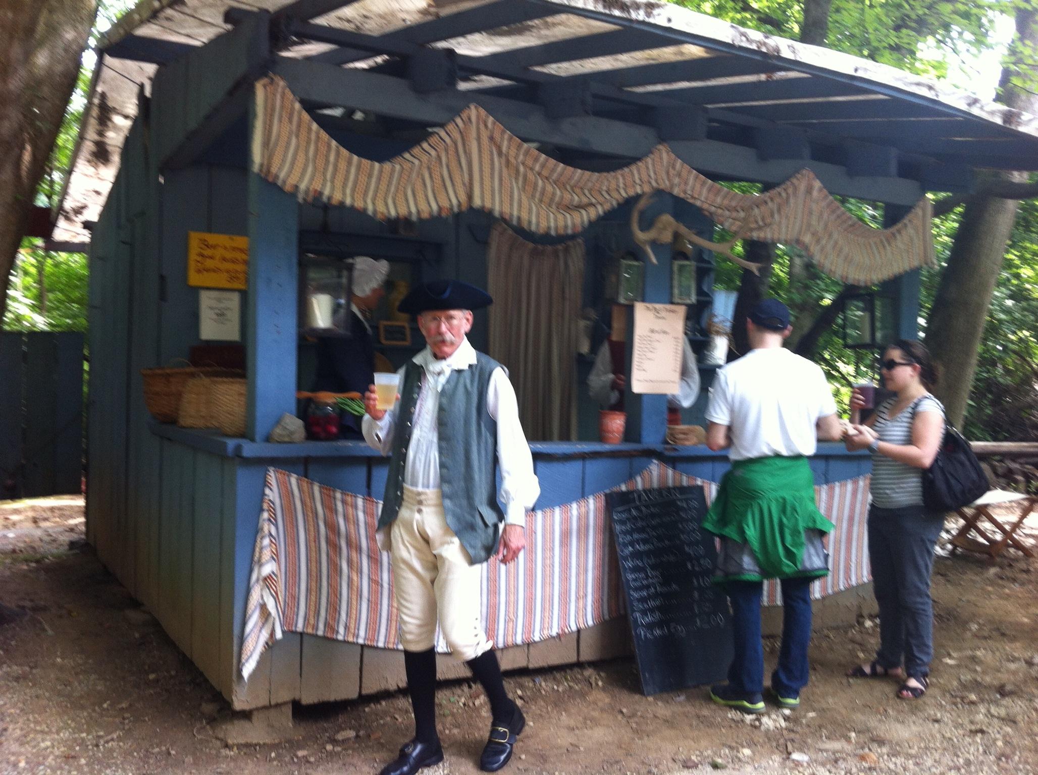 Claude Moore Colonial Farm Market