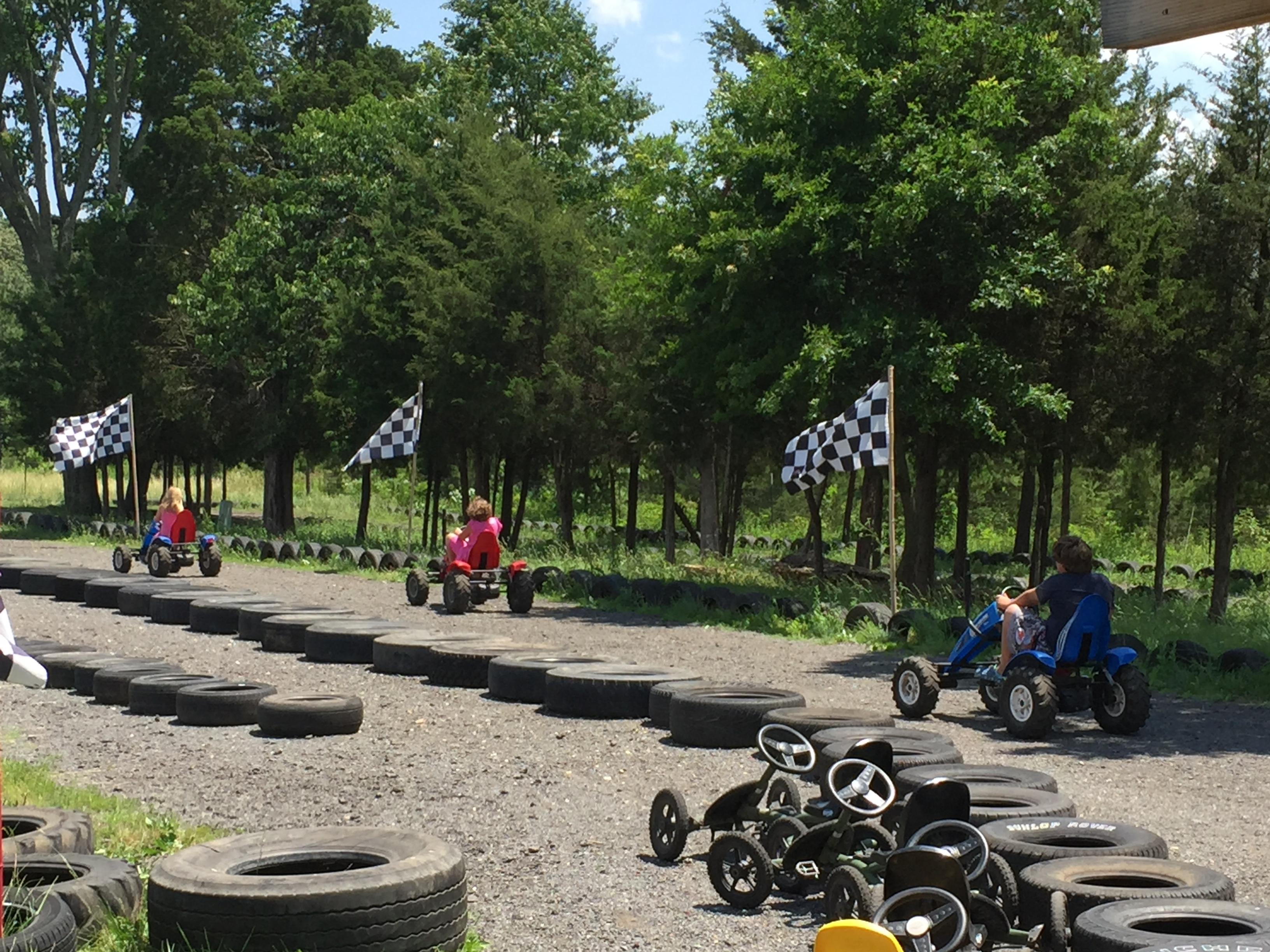 Pedal_Race_Cars