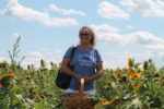 Fall for Sunflowers and Pumpkins at Burnside Farms