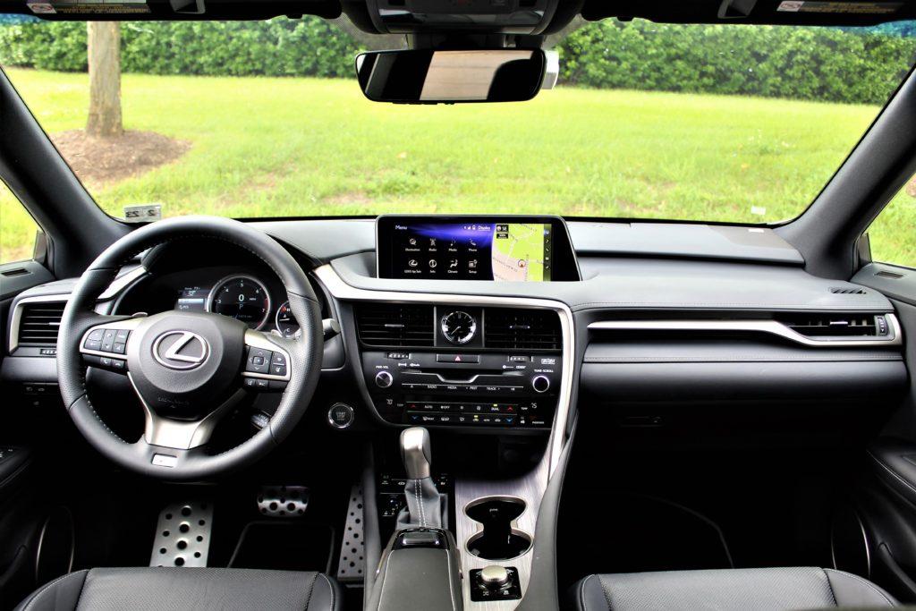 Lexus RX 350 - Colonial Roads