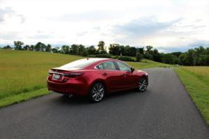 Mazda 6 Colonial Roads